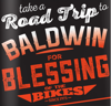 Baldwin Road Trip May 2015
