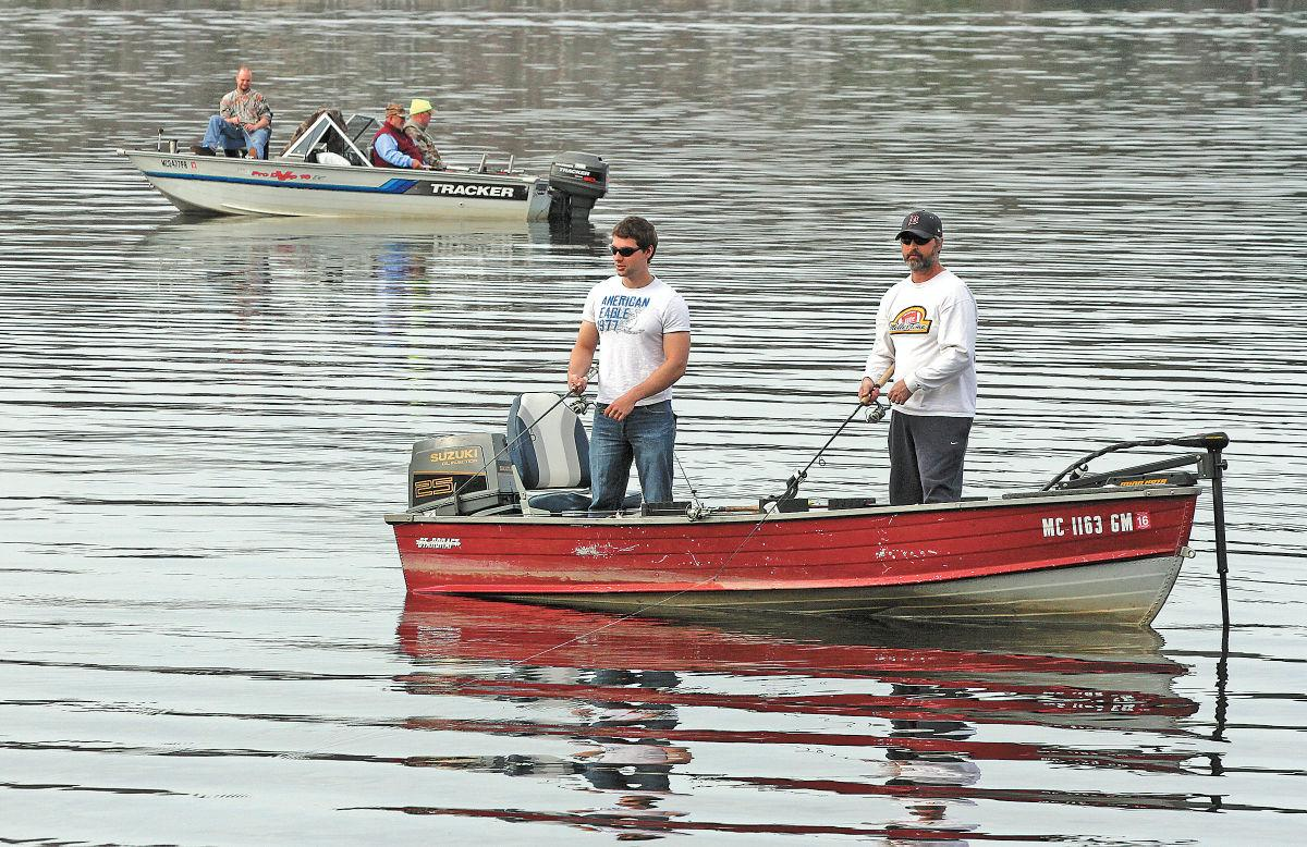 New fishing licenses season underway in michigan for Michigan non resident fishing license