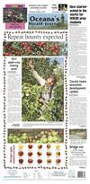Oct. 2, 2014 OHJ Front Page