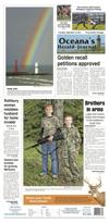 Sept. 18, 2014 OHJ Front Page