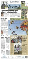 Aug. 28, 2014 OHJ Front Page