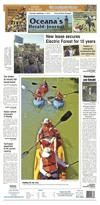 Sept. 11, 2014 OHJ Front Page