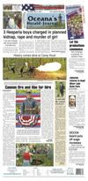 May 21, 2015 OHJ Front Page