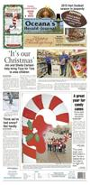 Nov. 27, 2014 OHJ Front Page
