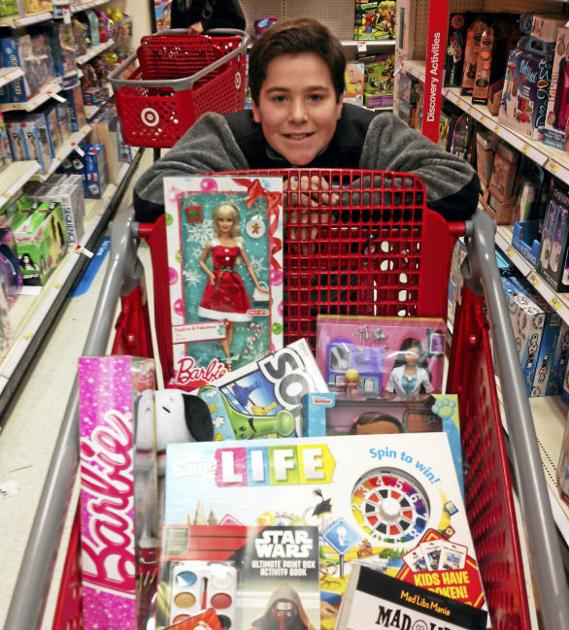 Buying Guide For Boys Toys : Madison boy tapes hockey sticks to buy toys for pediatric