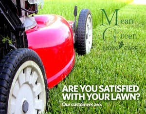 Mean Green Lawn Care and Snow Removal