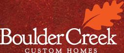 Boulder Creek Custom Homes