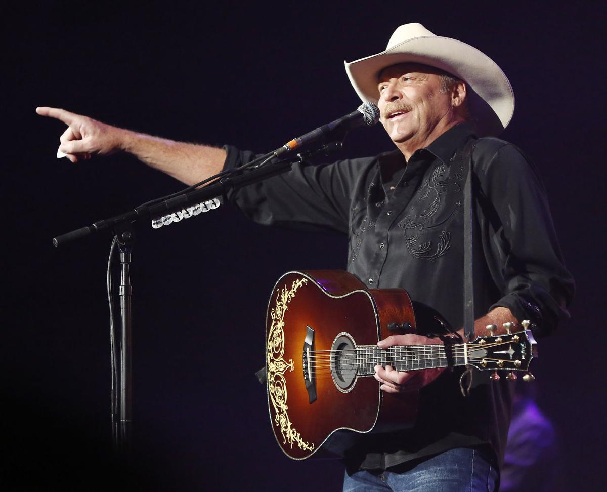 Review Alan Jackson Turns Back Clock Keeps It Country At