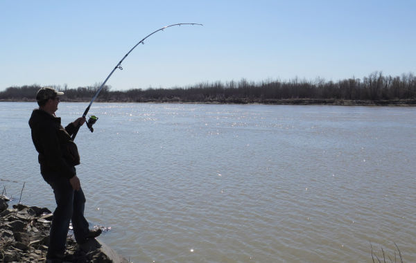Fishing License Sales Set North Dakota Record Outdoors
