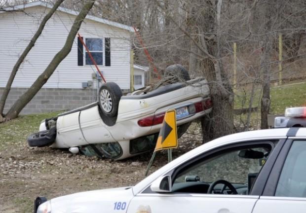 Car crash car crash sioux city
