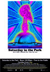 Saturday in the Park poster 2009