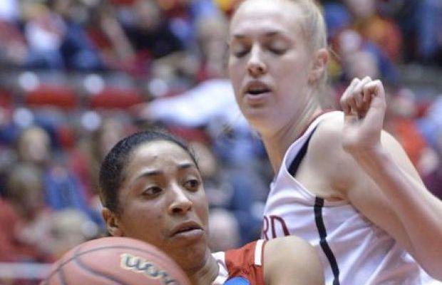 USD vs Stanford NCAA women's basketball