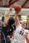 Millard North at South Sioux City basketball