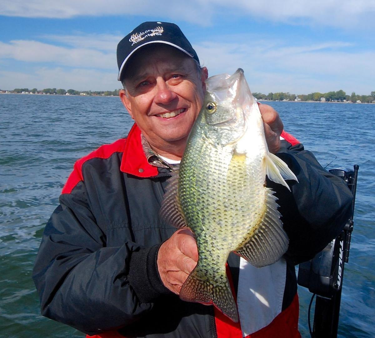 Myhre fall fishing heating up on natural lakes outdoors for What time will the fish bite today