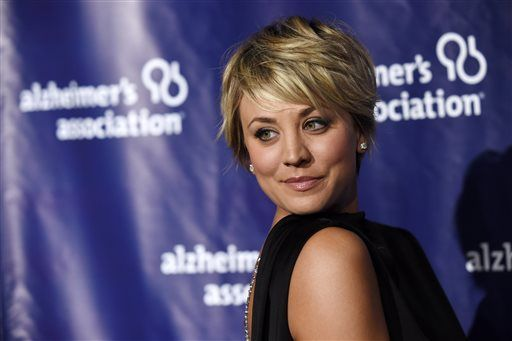 Image result for kaley cuoco dominating