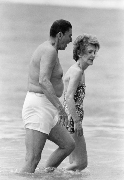Ronald Reagan And Nancy Reagan Siouxcityjournal Com