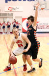 Sergeant Bluff-Luton at North basketball