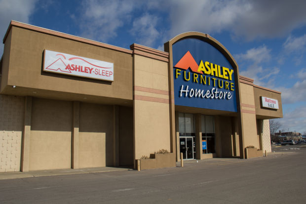 Sioux City s first Ashley Furniture store opens downtown