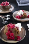 English sticky pudding a perfect dessert for holiday guests
