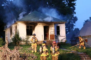 Police: House fire was set by late property owner's grandson