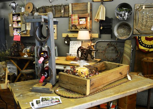 home diy  repurposed furniture  unwanted junk fills alton
