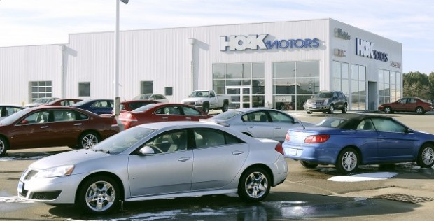 billion to buy sioux city 39 s hoak motors