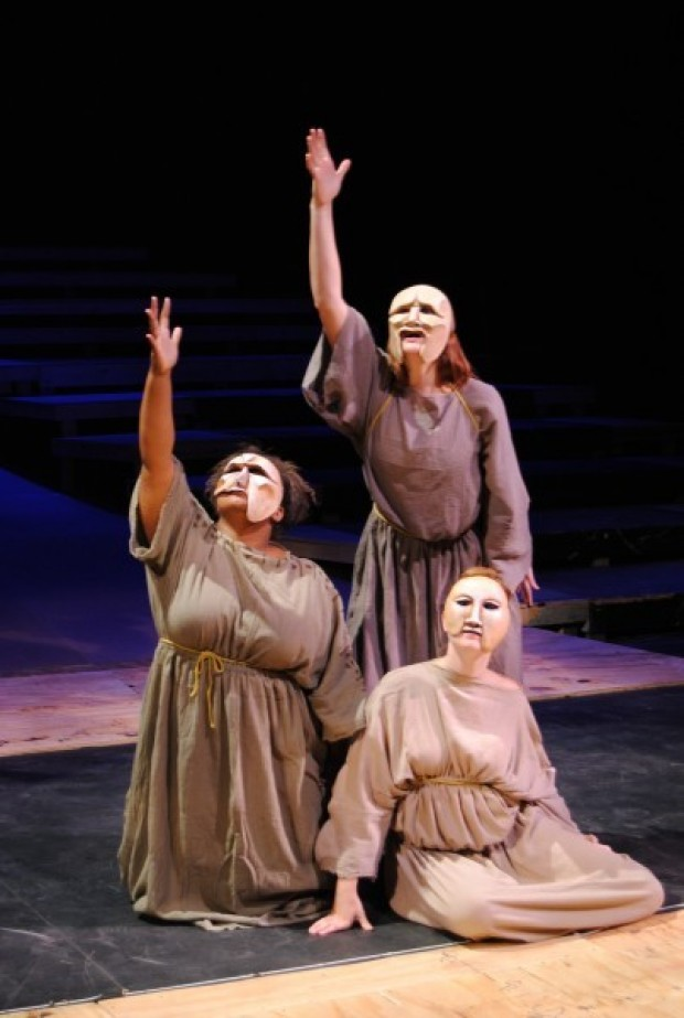 an analysis of the ancient greek tragedy medea Medea (ancient greek: μήδεια, mēdeia) is an ancient greek tragedy written by euripides, based upon the myth of jason and medea and first produced in 431 bc.