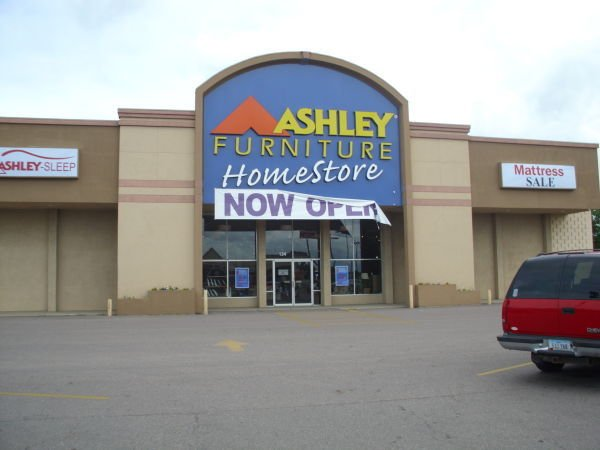 Ashley Furniture Homestore Now Open In Sioux City Advertorial