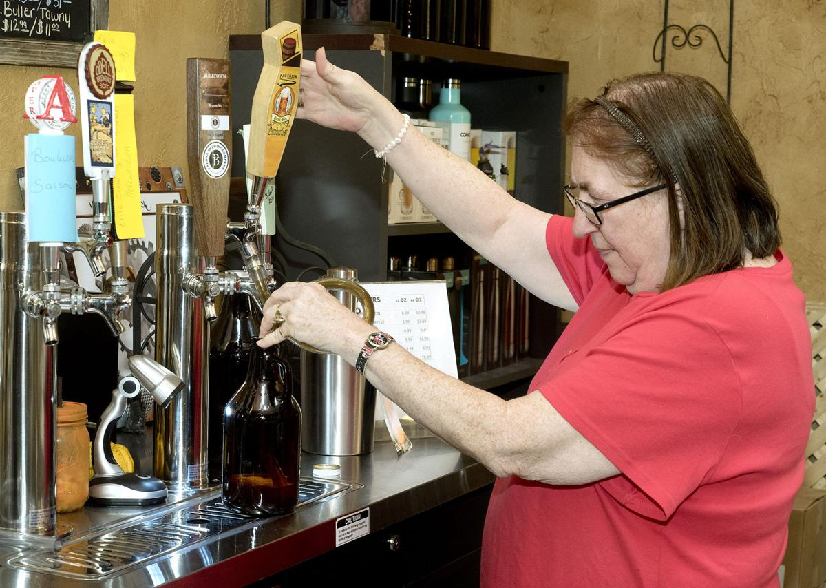What 39 s on tap craft beer according to cork it wine lady for Craft stores in sioux city iowa