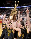 Storm Lake St. Mary's vs Boyden-Hull boys state basketball