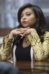 How the Cookie crumbles: Taraji P. Henson says it's all in the eyes