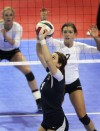 NAIA Volleyball Morningside vs Vanguard