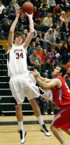 East Basketball vs Sioux Falls Lincoln