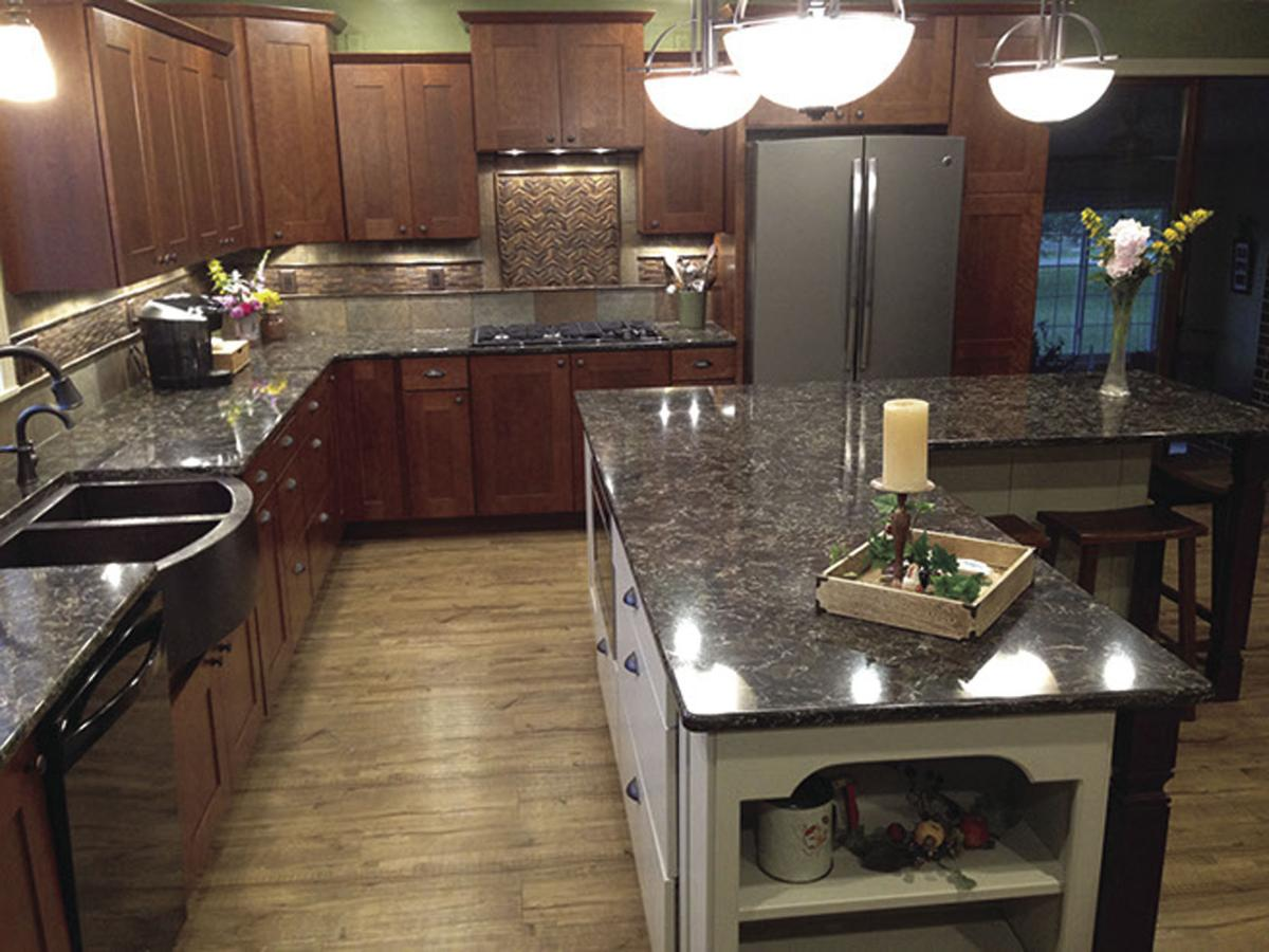 See What 39 S New In Kitchens And Baths At Siouxland Home