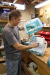 Hildreth man builds aquariums out of old Apple iMacs