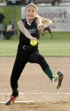 Schubert, Birkes leading way for small metro senior softball class