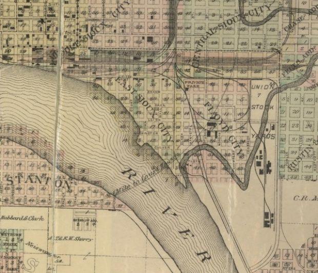photos  sioux city stockyards   siouxland history