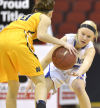 Photos: Iowa girls basketball tournament Wednesday, March 4