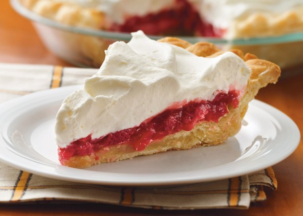 Stuffed-Crust Strawberry Cream Pie inspires summer baking ...