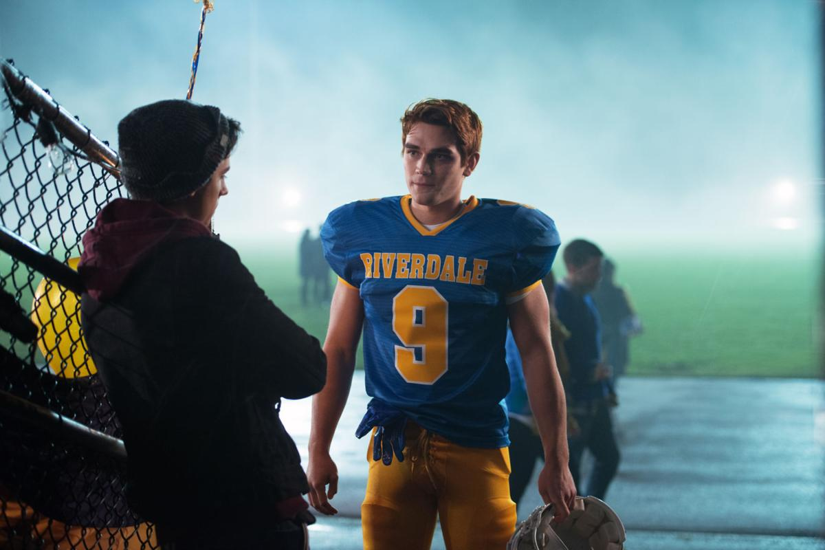 Archie Becomes A High School Stud Thanks To Riverdale