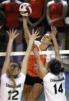 2011 NAIA Volleyball National Championship University of Texas at Brownsville vs Concordia University