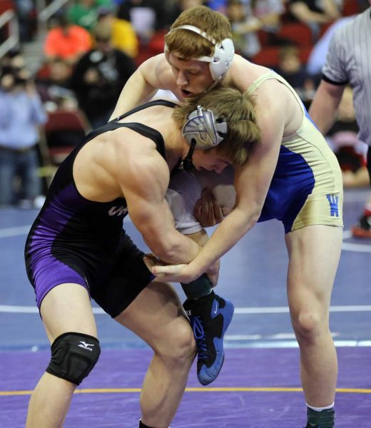 Sports Desk: The wrestling rankings are in