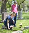 Speakout: What can you do, besides putting flowers on a grave, to remember loved ones?