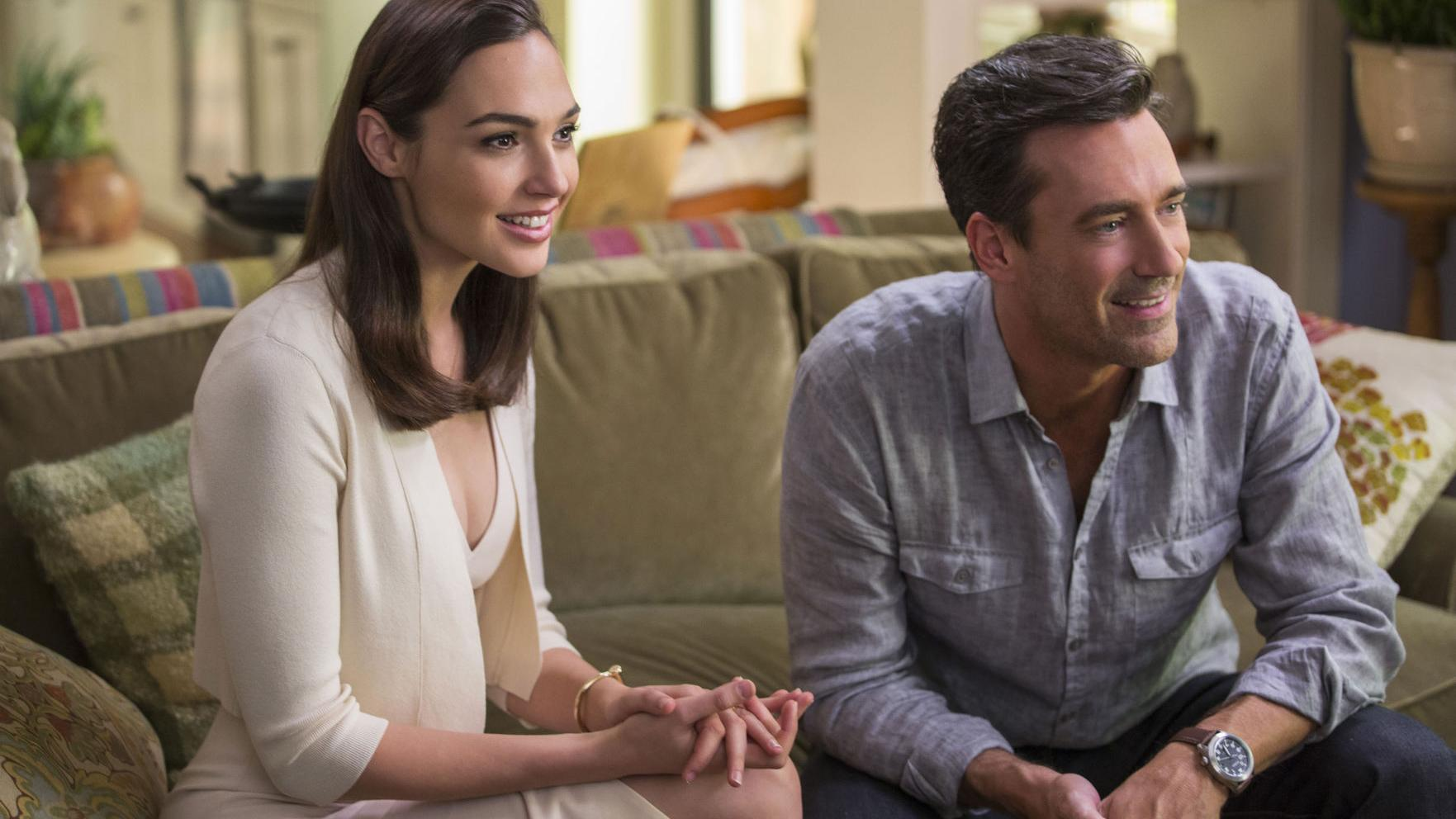 Dvd review jon hamm pales next to mercedes in keeping up with the