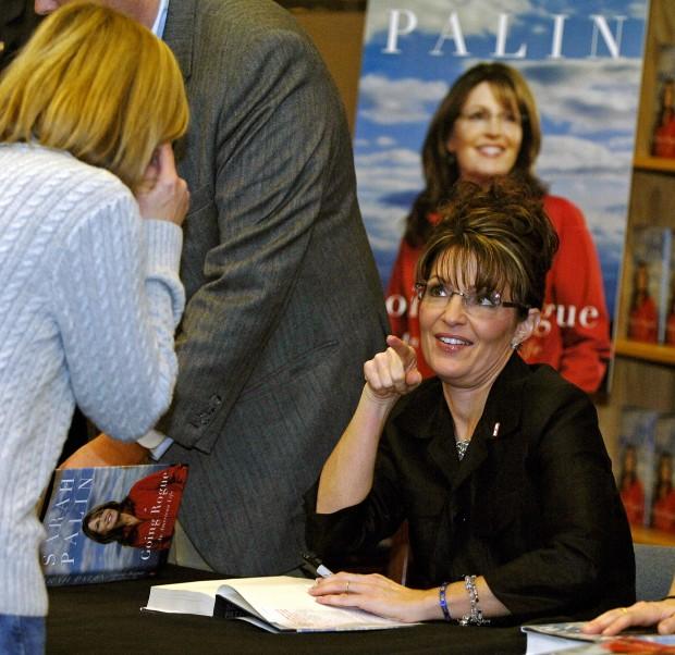 Sarah Palin Book Tour News Siouxcityjournal Com