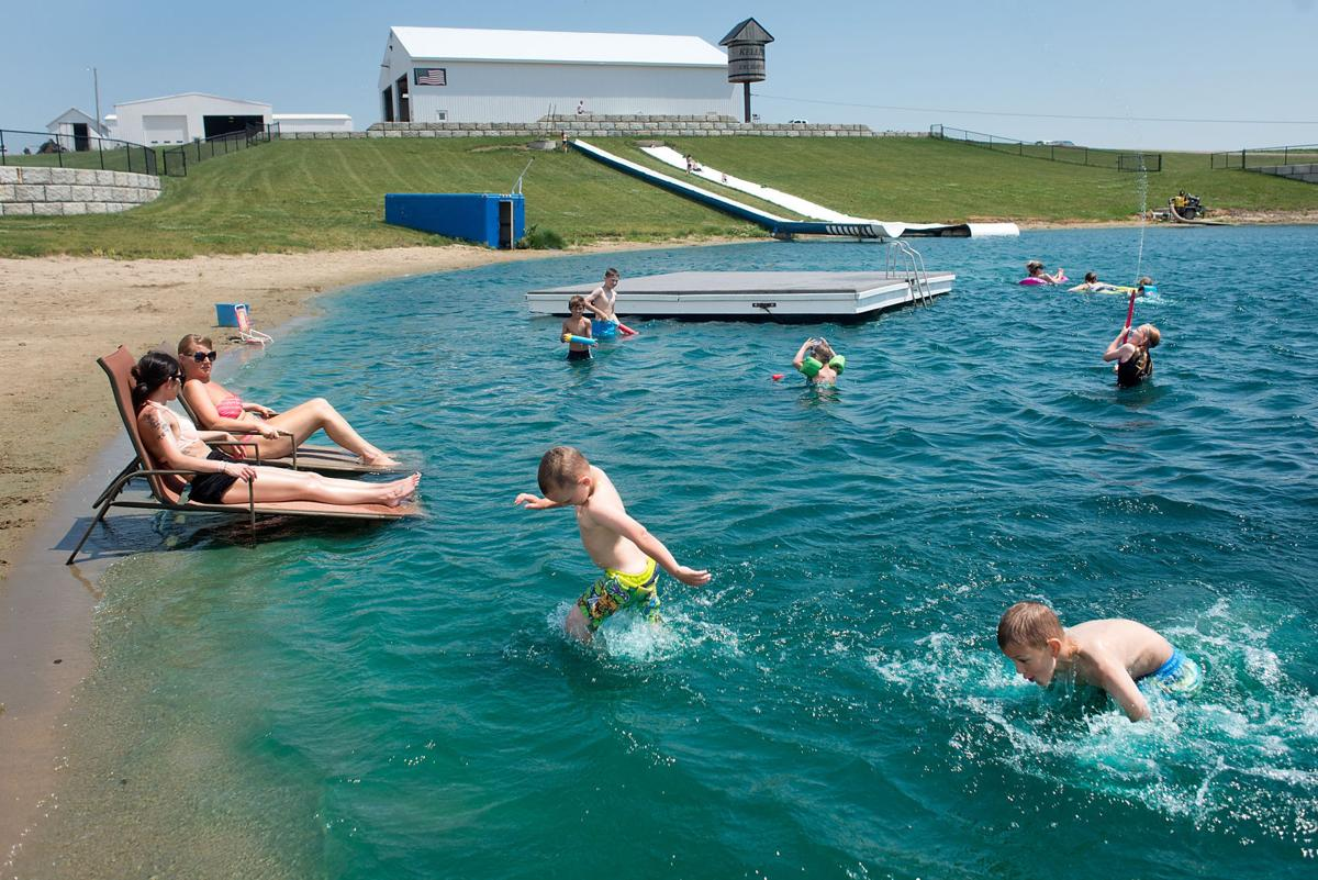 Siouxland Ponderosa Offers Rural Swimming Option A1