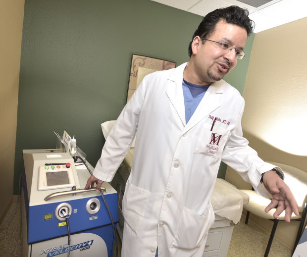 New laser treatment gives siouxland patients with Psoriasis and swimming pool chemicals