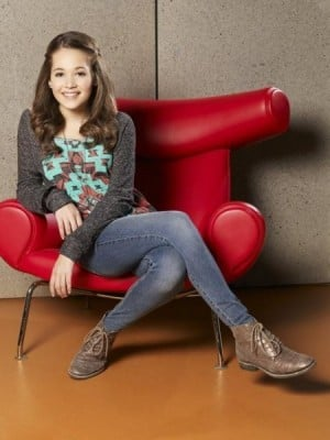 Kelli Berglund Lab Rats Hot Persistence pays off for kelli