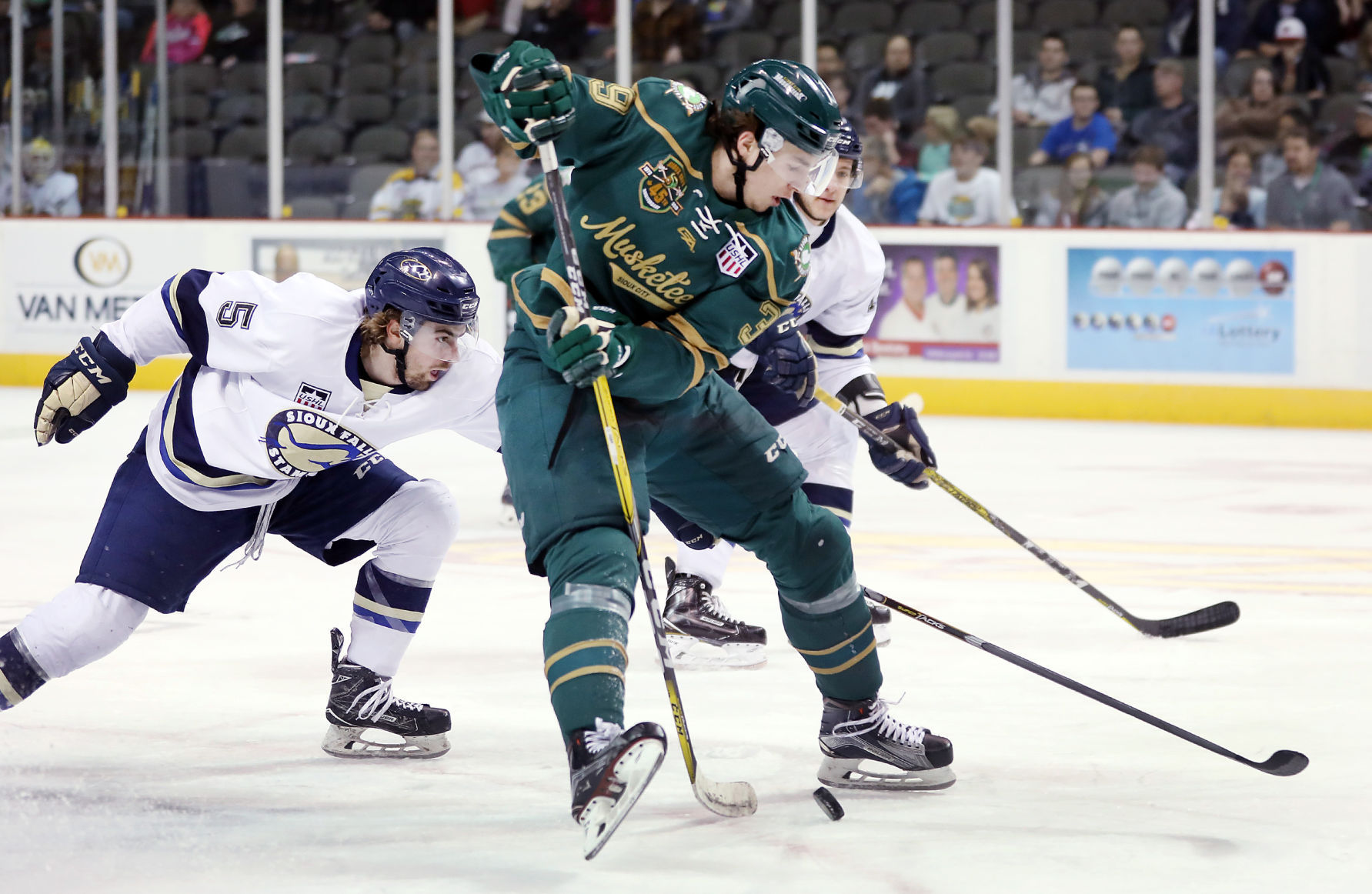 USHL: Musketeers' Success Rooted In Several Factors
