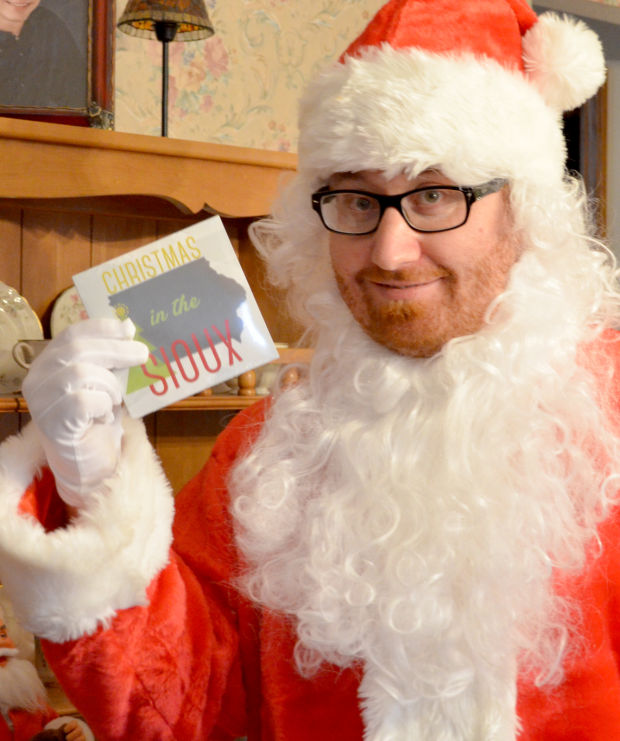 Christmas In The Sioux Cd Features Kelly Quinn Mat D